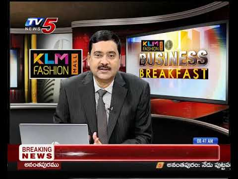 24th April 2019 TV5 News Business Breakfast