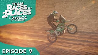 Africa Eco Race 2020, Team Races to Places Ep. 9 with Lyndon Poskitt