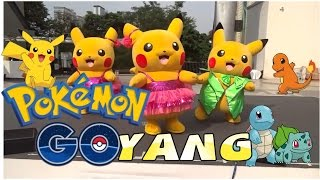 Gambar cover Goyang Pokemon Pikachu Dance Bikin Ketawa Ngakak Lucu | Khanzahirah