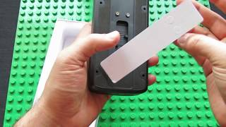 Unboxing V5 Wireless Video Doorbell 720P HD Home Security Camera
