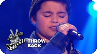 Snow Patrol - Chasing Cars (Alessandro) | Blind Auditions | The Voice Kids 2016 | SAT.1