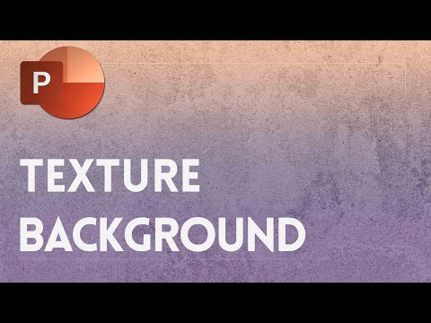 Remix Fading Texture Background Slide Design in PowerPoint
