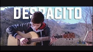 Despacito - Luis Fonsi ft. Justin Bieber & Daddy Yankee - Fingerstyle Gitar Cover