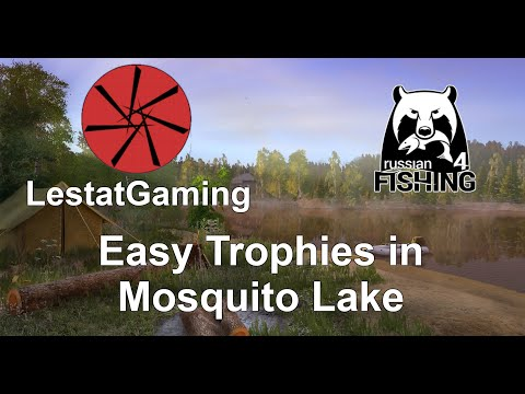 Easy Trophies in Mosquito Lake