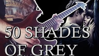 ELLIE GOULDING - LOVE ME LIKE YOU DO (Metal Cover) '50 Shades of Grey BSO'