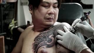 Dragon (Black & Grey) - Recycle Tattoo