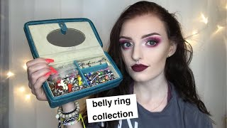 Belly Ring Collection!