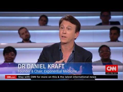 Dr. Daniel Kraft on CNN Inspirations: Body Smart