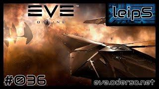 EVE Online - #36 - DScan die Merlin [German Deutsch] [Let's Play]
