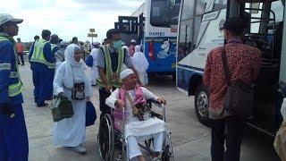 Jemaah Haji Kloter 6 Babel Tiba di Kampung Halaman
