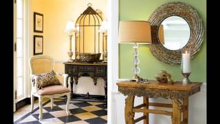 Stunning Foyer Decorating Ideas