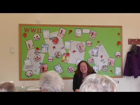 Taster of Deep Relaxation Provided for a Local WI Group