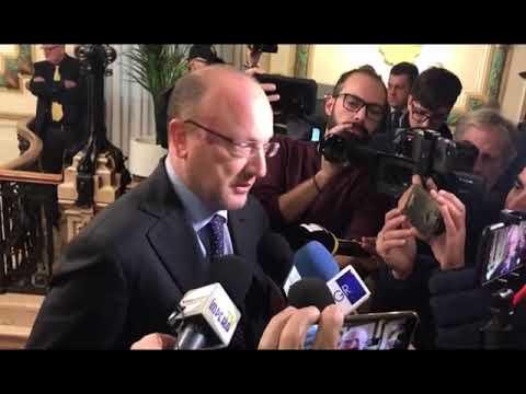 SANREMO, IL PRESIDENTE DI CONFINDUSTRIA BOCCIA ALL'ASSEMBLEA PROVINCIALE