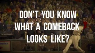 Chris Mann - Comeback (Lyric Video)