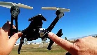 Yu Xiang 668 R8W 1080p Camera Drone Flight Test Review