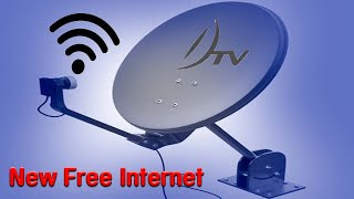 How to Free internet 100% With DTV  // Simple 2021