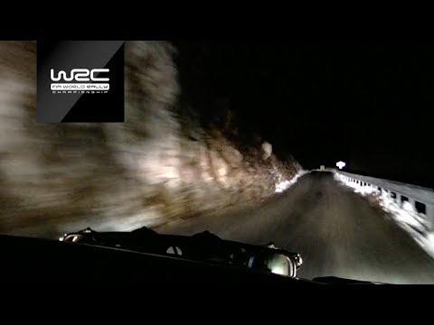 WRC - Rallye Monte-Carlo 2015: ONBOARD Loeb SS01