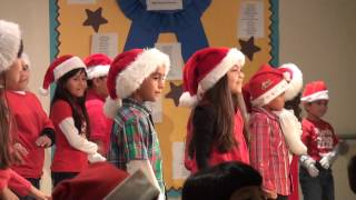 RAW VIDEO: Dogwood Elementary School students sing, dance for the Christmas season