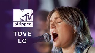Tove Lo Covers 'i'm So Tired...' By Lauv & Troye Sivan | MTV STRIPPED