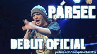 preview picture of video 'Pársec - Debut Oficial - South Anime IV (Freestyle)'