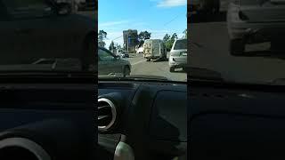 Приколы на дорогах/Сарай на колёсах/ Пьяная пятница!!!