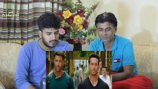 Pakistani Reacts To | War Trailer | Hrithik Roshan | Tiger Shroff | Vaani Kapoor | Reaction Express