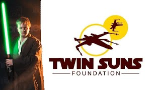 Video: Interview with Twin Suns Foundation's Amelia Haynes