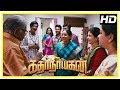 Katha Nayagan Movie Scenes   Natraj refuses Vishnu's marriage proposal for Catherine   Saranya