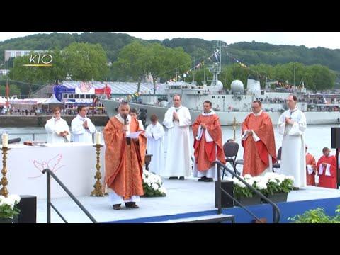 A l'Armada de Rouen, les chrétiens sur le pont !