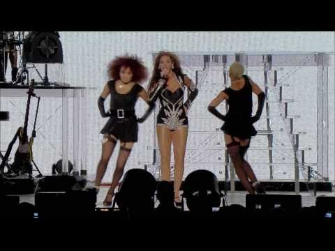 Single Ladies or Put A Ring On It Beyonce @ (ESSENCE Music Festival 2009) HD [1080p]