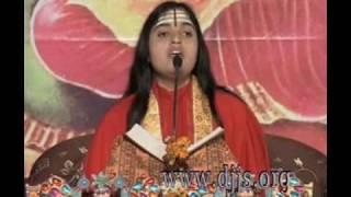 Divine experiences of Mata Kaushalya at the time of Lord Ram's birth by Sushri Shreya Bharati Ji