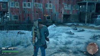 Days Gone Sawmill Horde Hard Mode