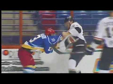 Chris Porter vs. Victor Tiutchenko