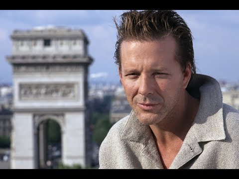 Mickey Rourke Just A Nice Guy.