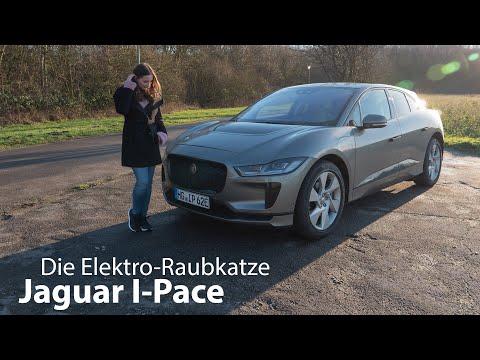 Jaguar I-PACE EV 400 AWD Test: Unser Fazit nach 2 Wochen mit der Elektro-Raubkatze [4K] - Autophorie