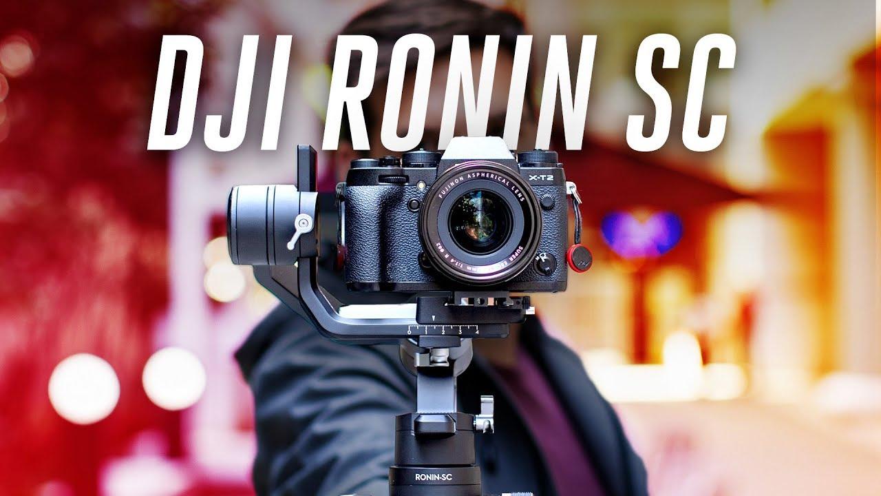 DJI Ronin SC review: a gimbal worth buying thumbnail
