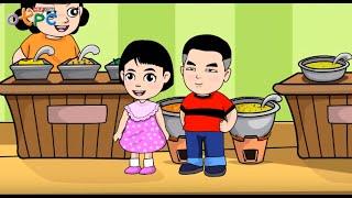 สื่อการเรียนการสอน อาหารดีมีคุณภาพ ป.3 ภาษาไทย