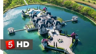 10 Most Insane Celebrity Homes