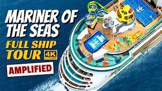 "Royal Caribbean ""Mariner of the Seas"" | Full Ship Walkthrough Tour & Review | 4K | All Public Spaces"