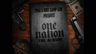 2pac One Nation Album 10- Military Minds