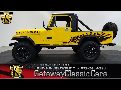 Video of '85 CJ8 Scrambler - KEST