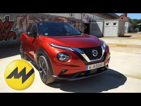 Endlich ohne Froschaugen | Bleibt der Nissan Juke 2020 ein Erfolgsmodell? | Motorvision