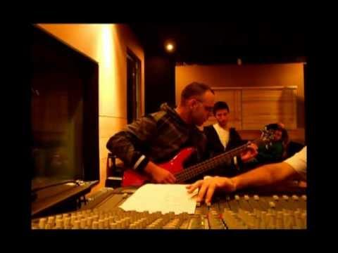 Flaming Joseph Making Of 'Dot Not Cross' CD