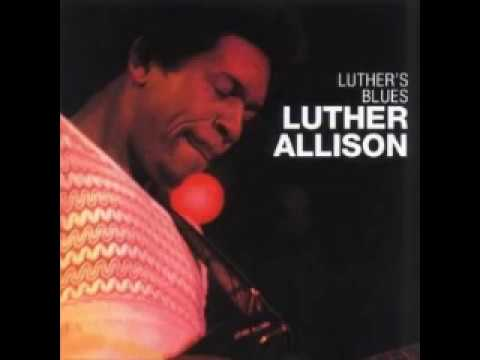Música Luther's Blues