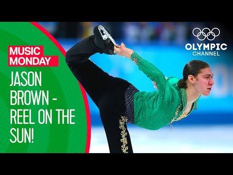 Jason Brown's Riverdance Free Skate at Sochi 2014 |Music Monday