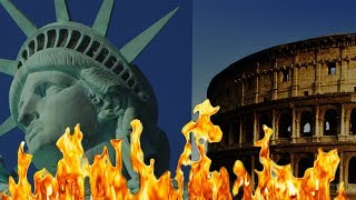 Is America Dying Like Rome Did? - American Empire vs Roman Empire