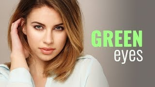 How To Make Green Eyes Stand Out