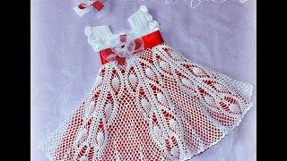 Crochet Patterns| For |crochet Baby Dress| 95