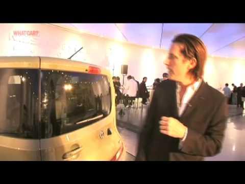LA Motor show - Nissan Cube revealed