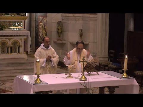 Laudes et Messe du 3 septembre 2021 à Notre-Dame de la Garde